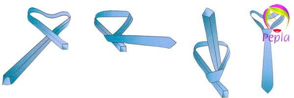 Способы завязывания галстука